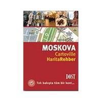 Moskova Cartoville Harita Rehber