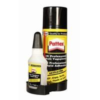 Pattex 283540 2K Aktivatörlü Hızlı Yapıştırıcı 200 ml Aerosol+50 ml Şişe