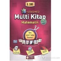 Anafen 8. Sınıf E-Çözümlü Multi Kitap Matematik