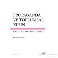 Propaganda ve Toplumsal Zihin - Noam Chomsky