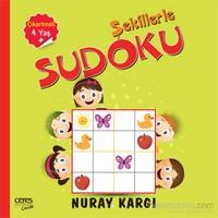 Çocuklar İçin Şekillerle Sudoku-Nuray Kargı