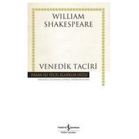 Venedik Taciri (Ciltli)-William Shakespeare