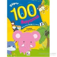 100 Süper Boyama 1-Kolektif