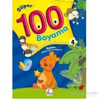100 Süper Boyama 4-Kolektif
