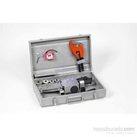 Gm 0008 Pprc (pvc) Boru Kaynak Makinası Seti