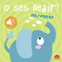 O Ses Nedir?: Hayvanlar (Sesli Kitap)