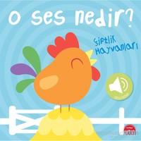 O Ses Nedir?: Çiftlik Hayvanları (Sesli Kitap)-Kolektif