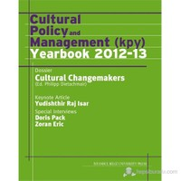 Cultural Policy And Management (Kpy) Yearbook 2012-13-Philipp Dietachmair
