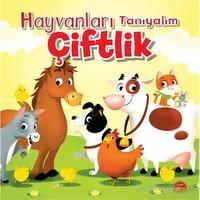 Hayvanları Tanıyalım – Çiftlik (Sert Kapak)-Kolektif