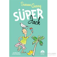 Süper Jack (Ciltli)-Susanne Gervay