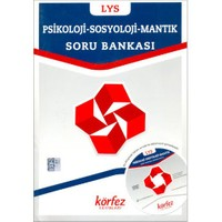 Körfez Lys Sosyoloji-Mantık-Psikoloji Soru Bankası Çözüm Dvd'li
