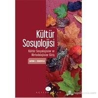 Kültür Sosyolojisi - Kültür Sosyolojisine ve Metodolojisine - Anton C. Zijderveld