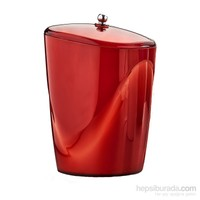 Hiper Çöp Kovası Kırmızı