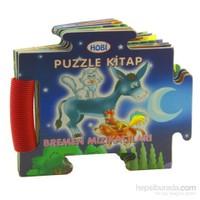 Puzzle Kitap Bremen Mızıkacıları