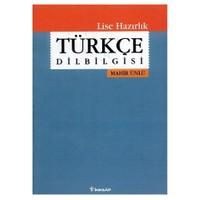 Lise Hazırlık Türkçe Dilbilgisi