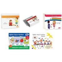 Çocuklara Süpriz Eğitici Set (5 Kitap)