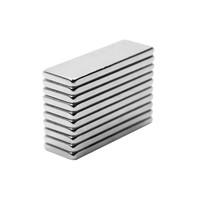 Neodyum Mıknatıs Blok 30x10x2 mm (10'lu Paket)