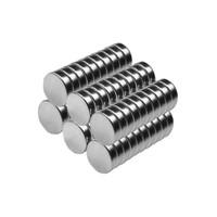 Neodyum Mıknatıs Silindir D6x1.5 mm (100'lü Paket)