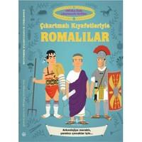 Çıkartmalı Kıyafetleriyle Romalılar - Louie Stowell