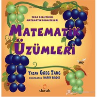 Matematik Üzümleri (Zeka Geliştirici Matematik Bilmeceleri) - Greg Tang