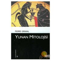 Yunan Mitolojisi - Kültür Kitaplığı 9 - Pierre Grimal