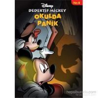 Dedektif Mickey - Okulda Panik No:8