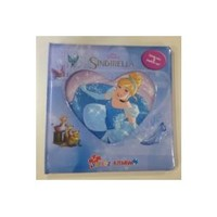 Disney Prenses Sindirella İlk Yapboz Kitabım-Kolektif