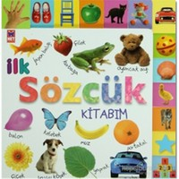 İlk Sözcük Kitabım (Küçük)-Kolektif