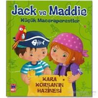 Jack Ve Maddie - Kara Korsan'In Hazinesi-Benedicte Carboneill