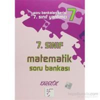 Karekök 7. Sınıf Matematik Soru Bankası - Rıza Buğdayoğlu