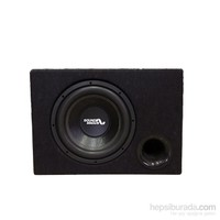 Soundmagus Sm 12S 30 Cm 1600W Kabinli Subwoofer