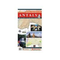 Touristmap Antalya Harita, Plan ve Rehberi