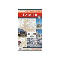 Touristmap İzmir Harita, Plan ve Rehberi