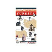Touristmap Türkiye Harita, Plan ve Rehberi