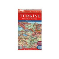Mepmedya Türkiye Karayolları Haritası