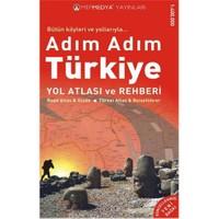 Adım Adım Türkiye (Yol Atlası-Rehber)