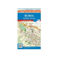 Bursa Caddeler Haritası-Kolektif