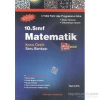 Yöntem 11. Sınıf Matematik Konu Özetli Soru Bankası