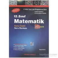 Yöntem Yayın 12.Sınıf Matematik Konu Özetli Soru Bankası