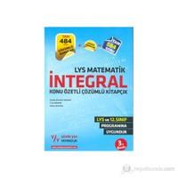 Yüzde Yüz LYS Matematik İntegral Konu Özetli Çözümlü Kitapçık