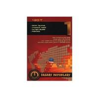 Tasarı Açıköğretim 1.Sınıf 120T Kitabı