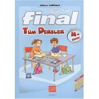 Final İlköğretim 4. Sınıf Tüm Dersler Soru Bankası - B. Akbayır