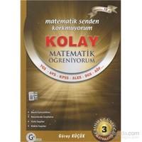 Gür Kolay Matematik Öğreniyorum Çalışma Günlüğü 3 - Güray Küçük