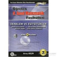 Gür Öğreten 9.Sınıf Matematik Fasikülleri 2 Denklem Ve Eşitsizlikler