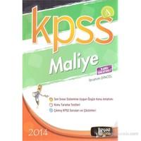 Beyaz Kalem KPSS-A 2014 Maliye Konu Anlatımlı