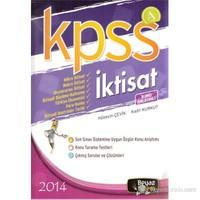 Beyaz Kalem KPSS-A 2014 İktisat Konu Anlatımlı Set