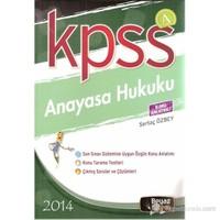 Beyaz Kalem KPSS-A 2014 Anayasa Hukuku Konu Anlatımlı