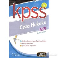 Beyaz Kalem KPSS-A 2014 Ceza Hukuku Konu Anlatımlı