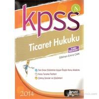 Beyaz Kalem KPSS-A 2014 Ticaret Hukuku Konu Anlatımlı