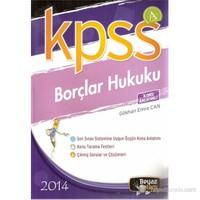 Beyaz Kalem KPSS-A 2014 Borçlar Hukuku Konu Anlatımlı